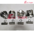 YANMAR 3D82 3D82AE piston cylinder liner sleeve kit