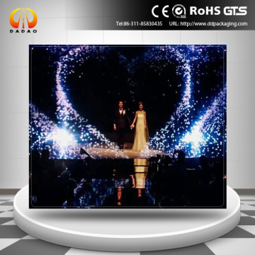 holographic rear projection film 3d holographic projection