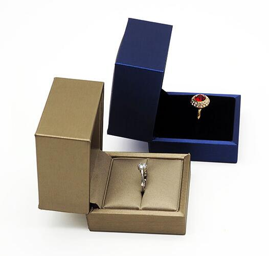 Leatherette Jewelry Gift Box2 3