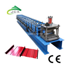 Self lock roof forming machine
