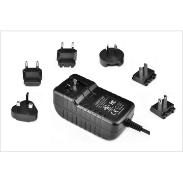 For headphones switching power supply adapter