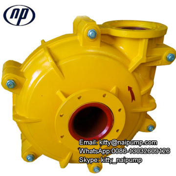 High Pressure Slurry Pump Mining