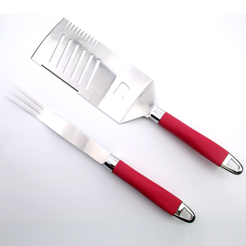 2pcs bbq tools set