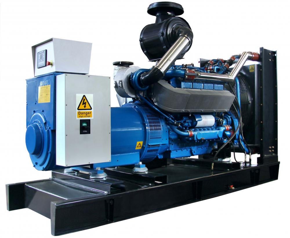 120KVA Deutz Open Type Diesel Generating Set