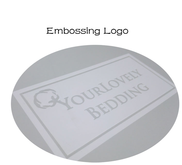 Embossing Logo Gift Box