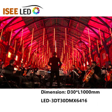 China Gold Supplier for Dmx 3D Led Tube Light Professional DMX Laser 3D LED Tube Madrix Control supply to Germany Exporter
