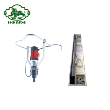 Electric Driver Machine For Ground Screw Driling