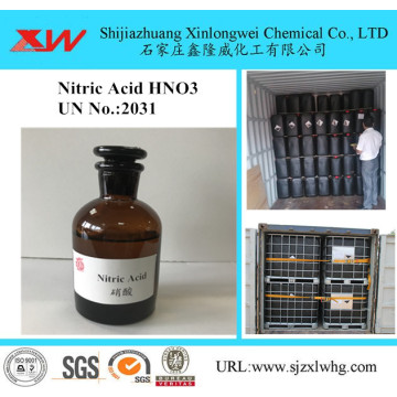 Nitric Acid Chemical Formula