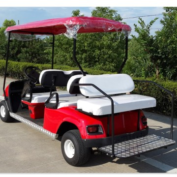 300CC 6 seat fast gas golf cart