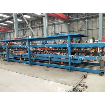 Auto High Strength Composite Sandwich Wall Panel Machine