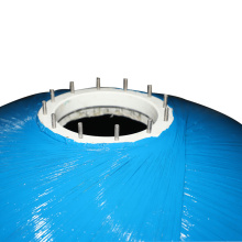 Certified  FRP Water Softening Tanks