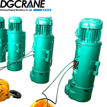 High Efficiency Cheap 3ton electric wire rope hoist