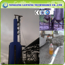 Best Price for for Waste Oil Refinery Machine waste oil to base oil machinery export to France Metropolitan Manufacturer