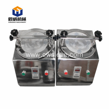 200mm lab test sieve shaker for soil grading