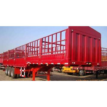 High Column cargo Semi Trailer