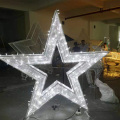 LED 3D Star Motif light Christmas Star Shape Light