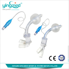 Hot Selling for Disposable Tracheal Tube,Nasal Tracheal Tube,Oral Preformed Tracheal Tube,Colorful Oropharyngeal Airway Manufacturers and Suppliers in China Disposable PVC Tracheostomy Tube with cuff supply to Iraq Manufacturers
