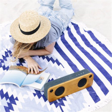 100% cotton circle oversized all purpose beach towels