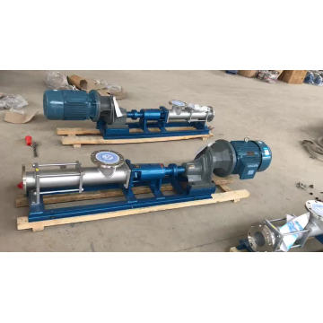 Factory price single screw positive displacement progressive cavity pump