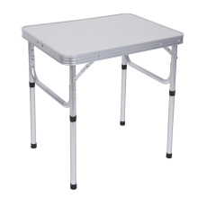 Aluminum Portable Folding Camp Table With Carry Handle