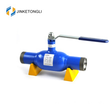 JKTL2W034 Handle Standard Water Treatment Supplier Water on off Fully Welded Ball Valve