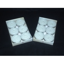 Best Quality Aluminum Cups White Tealight Candles
