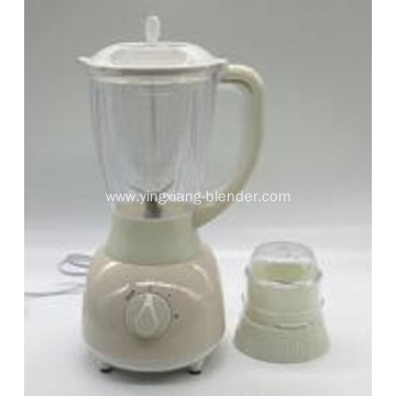 Table Blender with 1.5L Glass Jar for Kitchen Use