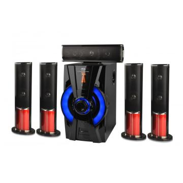 5.1 multimedia subwoofer home theater speaker system