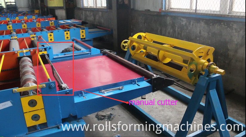 Metal Roofing Machines For Sale Panel Machine R Panel Roll