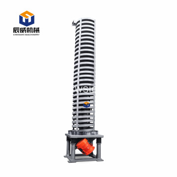 cooling spiral screw elevator