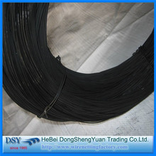 8 Gauge Black Annealed Wire