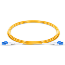 Professional factory selling for Fiber Patch Cables,Fiber Optic Patch Cable,Fiber Optic Patch Cord Manufacturers and Suppliers in China High Density SM LC-LC Unitboot Fiber Patch Cables export to Saint Kitts and Nevis Suppliers