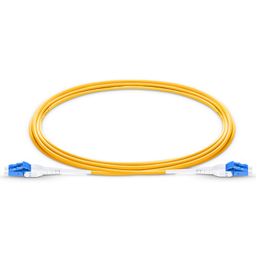 Factory Supplier for Fiber Optic Patch Cable High Density SM LC-LC Unitboot Fiber Patch Cables export to Svalbard and Jan Mayen Islands Suppliers