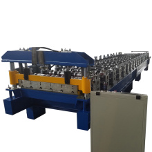 Roof Panel IBR Steel Cold Roll Forming Machine