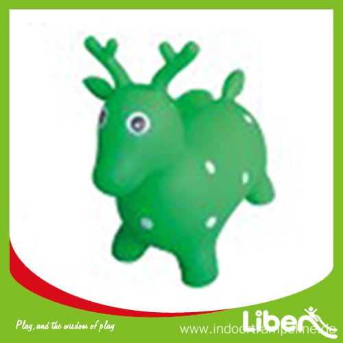 Indoor Inflatable Jumping Horse