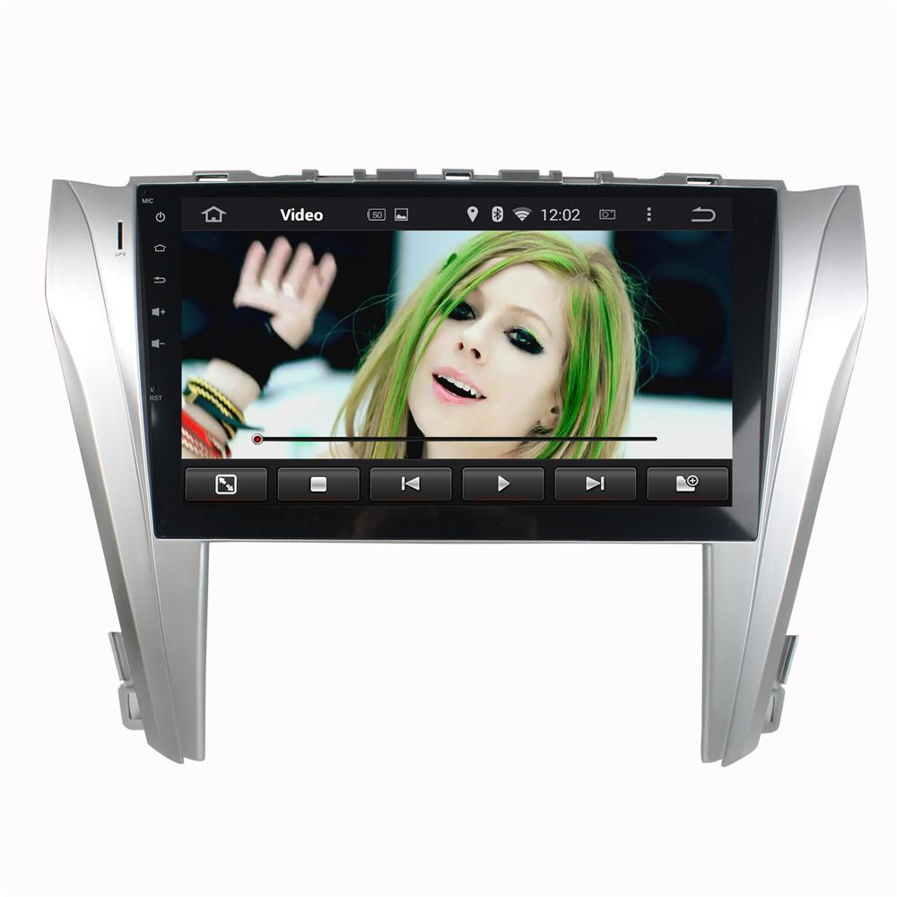 CAMRY 2014-2015 car DVD player for deckless series