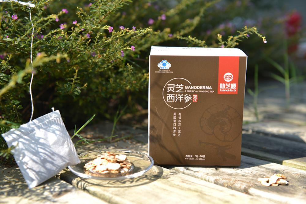 Customize Form American Healthy Herbal Ginseng Tea