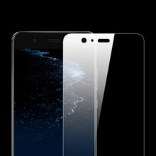 Hot selling attractive price for Huawei Black Tempered Glass HD Tempered Glass for Huawei P10 Plus supply to Israel Exporter