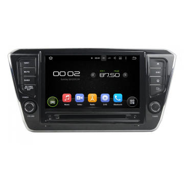 DAB function Car Radio Player for Superb 2015