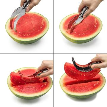 Stainless Steel Watermelon Slicer Cutter Kitchen Tools