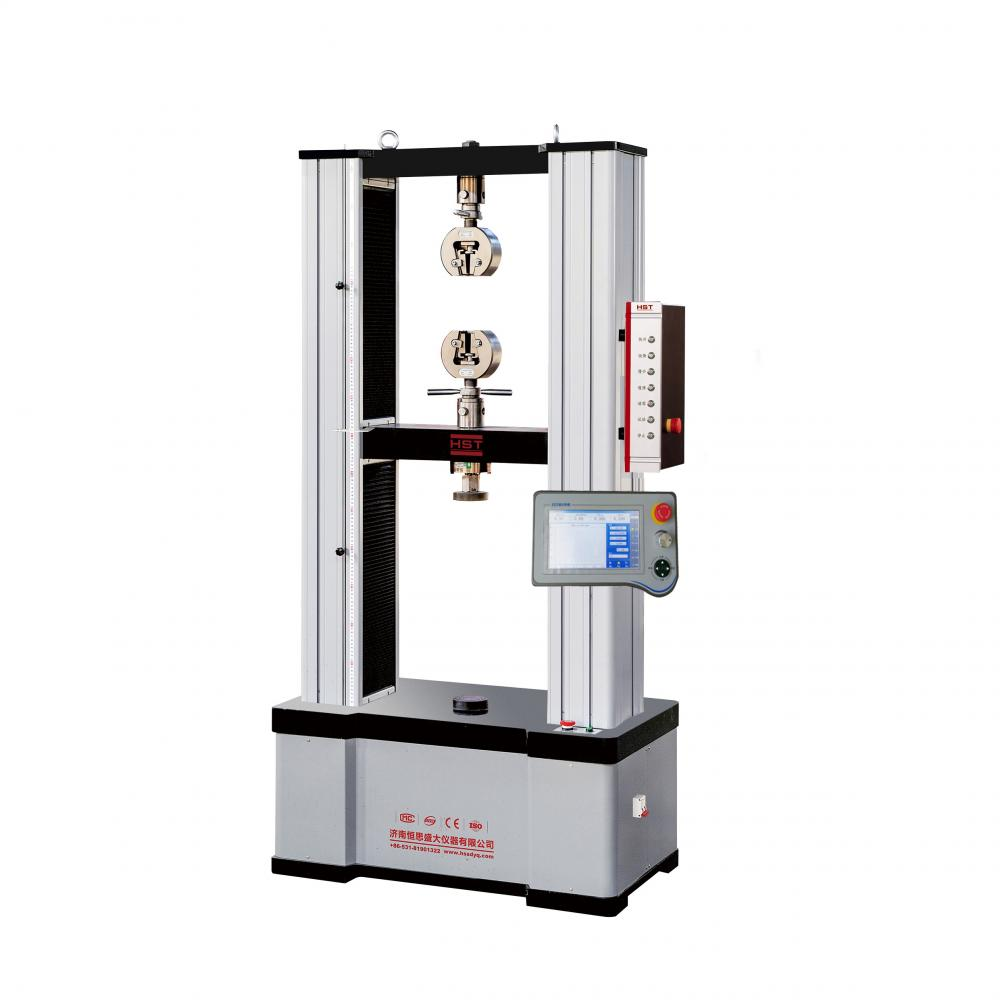 Digital Display Electronic Universal Tensile Testing Machine