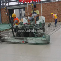 Leica Guided Laser Level Screed Machine