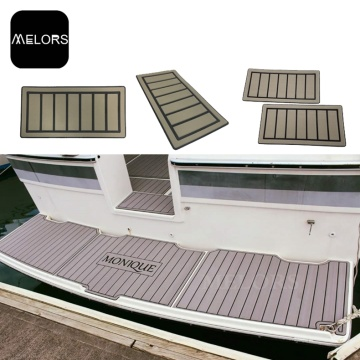 EVA Synthetic Boat Teak Deck Flooring Recreational