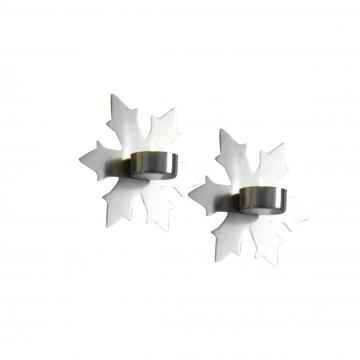 wall candle holder set/2