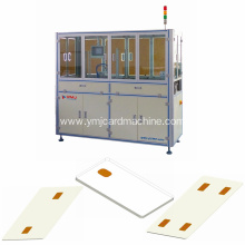 Smart Card SIM Card Packing Machine