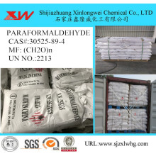 Best Price for for China Industrial Grade Formaldehyde,Formaldehyde Solution Manufacturer and Supplier ParaFormaldehyde CAS 30525-89-4 price supply to South Korea Importers