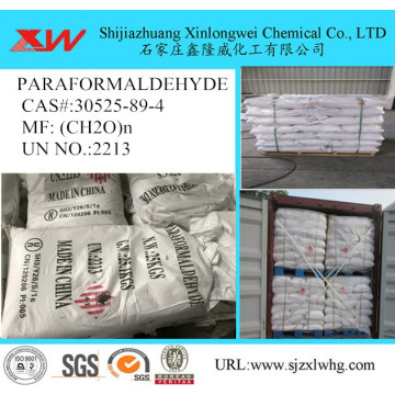 Paraformaldehyde for adhesive production