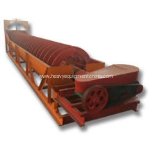 Spiral Stone Washing Equipment For Sand Gravel Cleaning