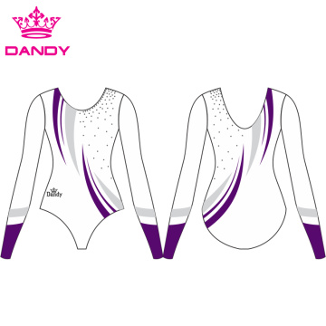 Girls Gymnastics Black leotards