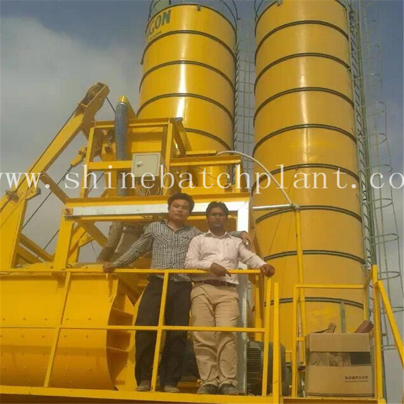 Concrete Batching Plant Photos